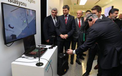 Siemens VR Eğitim